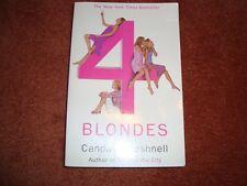 Quattro le bionde da C Bushnell (libro in brossura, 2001)