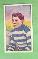 1920  GEELONG AUSTRALIAN FOOTBALLERS MAGPIE CIGARETTE  CARD - A. EASON