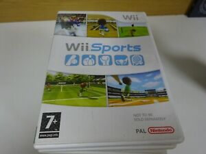 Wii Sports -- Nintendo Wii Good disc,FREEPOST