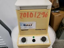 Eppendorf Centrifuge 5415C Tabletop 14000 RPM Tested Working