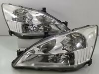 JDM Honda Accord Saber Inspire UC1 UC3 CM5 HID Headlights Lamps Light 03-08 OEM