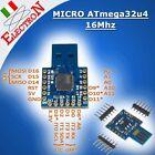MICRO ATmega32u4 16Mhz Arduino Leonardo compatibile - Upgrade Digispark ATTiny85