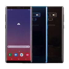 Samsung Galaxy Note 9 Dual Sim 128GB Schwarz Blau 6,4 Zoll  Ohne Simlock WOW