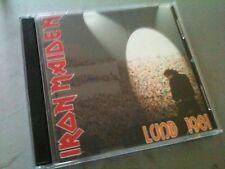 Iron Maiden Double CD Lund Sweden Pauls Last Show Killers Tour 1981