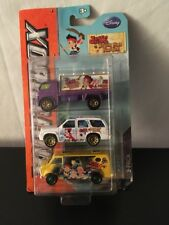 Matchbox Disney JAKE AND THE NEVER  LAND PIRATES Pack of 3 Vehicles NEW RARE