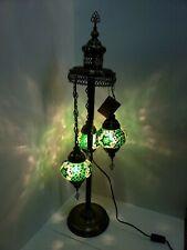 Turkish Mosaic table Lamp, Floor Lamp