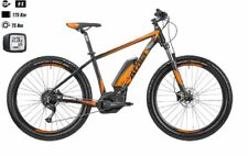 Electric bike B-Cross 27,5 9-S size 51 black/orange CX 400Wh Purion 2018 Atala E