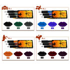 3 Colors Set Liquid Matte Lip Gloss Gothic Vampire Rock Punk Party Halloween
