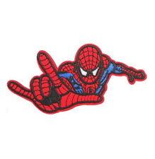 1 Écusson Brodé Thermocollant NEUF (Patch) Spiderman Spider-Man Marvel (Ref 4)