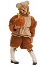 Disfraz oso osa niña infantil osita marron