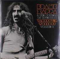 Frank Zappa & THE MOTHERS OF INVENTION - Vancouver Workout Vol 1 (CANADA 197 NEU