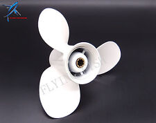 63V-45943-01 Outboard Aluminum Alloy Propeller 9 1/4x11-J for Yamaha 9.9HP 15HP