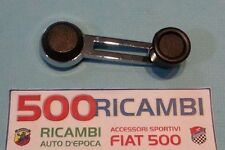FIAT 500 F/L/R MANIGLIA ALZAVETRO CROMATA MODELLO 500L ALZA VETRO TIPO ORIGINALE