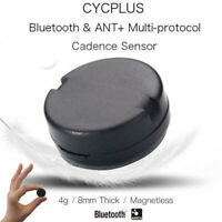 Smart Wireless Bluetooth ANT PX7 Waterproof Bike Bicycle Speed Cadence Sensor