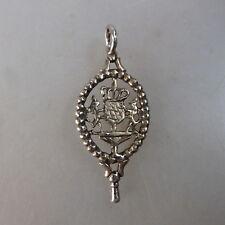 Für Charivari:Taschenuhrenschlüssel Wappen Bayern  im Stil um 1850 (47080)