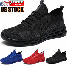 Men's Casual Sneakers Outdoor Running Tennis Sports Fashion Non-slip Shoes Gym