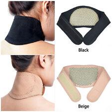 Neck Support Brace Ceramic Pain Ache Sprain Muscle Tendon Arthritis 2 COLOURS