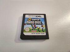 New Super Mario Bros. Nintendo DS 3DS Spiel Nur Modul *getestet*
