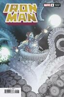 IRON MAN #1 SILVA PREMIERE VARIANT 2020 MARVEL COMICS 9/16/20 NM