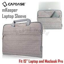"""Capdase mKeeper 15"""" Laptop Sleeve Notebook Pouch Case for Apple 15"""" Macbook Pro"""