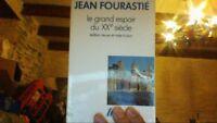 Le grand espoir du xxe  siecle de Fourastié, Jean | Livre | d'occasion