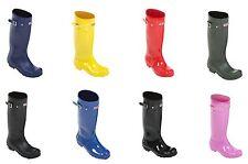 Ladies Hunting Fishing Walking Waterproof Wellies Rain Wellingtons Size 3 - 9 UK