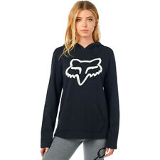 Fox Racing Women's MX Pullover PO Hoody Tailwhip Black White Adult XLarge NEW