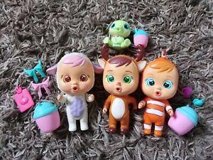 Cry Babies Magic Tears Toy Bundle