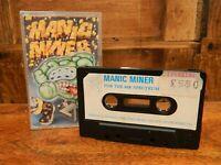 Manic Miner for Sinclair Spectrum 48k