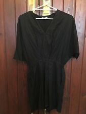 COUNTRY ROAD BLACK DRESS SIZE 6