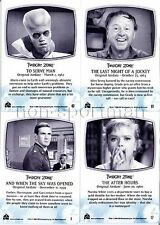 TWILIGHT ZONE COMPLETE SET OF 79 CARDS