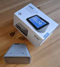 Lenovo Smart Clock 4 Zoll mit Google-Assistant Smart-Home-Steuerung