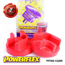 Opel Vectra C 02-08 Powerflex F+R LWR ENG MOUNT 86mm INSERTS DSL PFF80-1220R