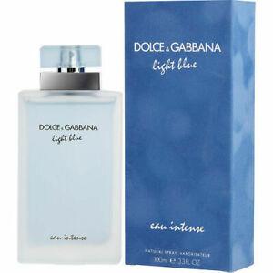 Dolce & Gabbana Light Blue Intense Women EDP Spray 100 ml