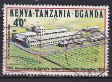 UGANDA-KENYA-TANZANIA  JAAR 1973  NR. Y&T 260 ° (L11)