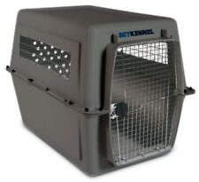 Airline Dog Crates Large DOGS Sky Kennel Travel Plastic Carrier Schelter Giant