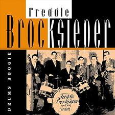 Freddie Brocksieper Drums Boogie (Taktik, I Surrender Dear) 1999 Baer Family CD