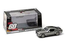 1967 SHELBY GT500 ELEANOR GONE IN 60 SIXTY SECONDS 1:43 GREENLIGHT 86411