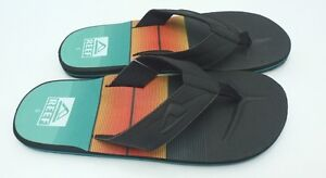 REEF Flip-Flop Sandal Thongs *HT Print 2380 *Various Sizes 9 *New