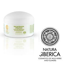 Natura Siberica Neck and Decollete Lifting Cream 120ml Anti Ageing With Spf15