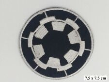 Star Wars Black Imperial Forces Embroidered  PATCH/ BADGE