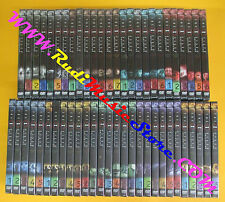 54 DVD THE X-FILES COLLECTION 9 stagioni+un film 1/9 serie DEAGOSTINI no vhs SD1
