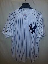 New York Yankees MLB #51 White Jersey Majestic XL Embroidered NWOT