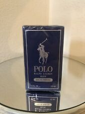 Ralph Lauren Polo Blue Men Parfum 15 ml / 0.5 Oz Splash, BNIB