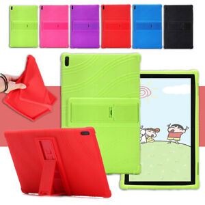 Shockproof Tablet Shell for 10.1'' Lenovo Tab E10 TB-X104F/N Stand Silicone Case