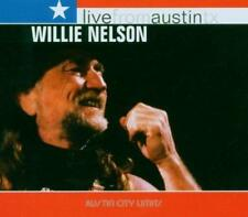 Willie Nelson - Live From Austin Texas (NEW CD)