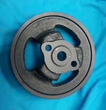 Ford Y block 272 292 312 2V Groove bolt on cast iron Crank Pulley