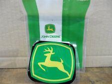 original John Deere Emblem Logo Zeichen Aufkleber Rasen-Traktor Schlepper Gator
