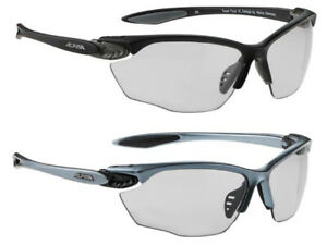Alpina Sportbrille Radbrille Twist Four VL+ Varioflex Neu & OVP