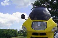 Weisse klare Front Blinker Gläser BMW R 1100 RS und R 1150 RS clear signals